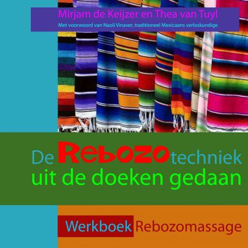 rebozo massage draagdoek boek
