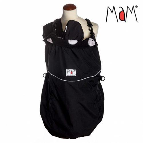 MaM draag cover snowball zwart