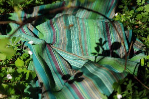 girasol draagdoek selva groen