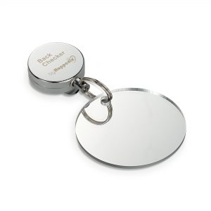 draagdoek spiegel back checher hoppediz
