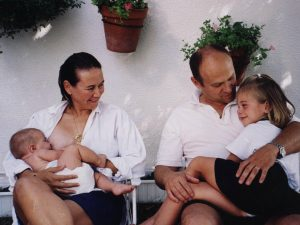 spanje familie uitsnede 2004
