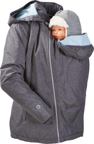 winterdraagjas grijs mamalila