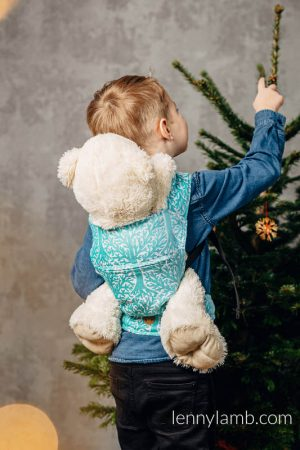 woodland frost doll carrier Lenny
