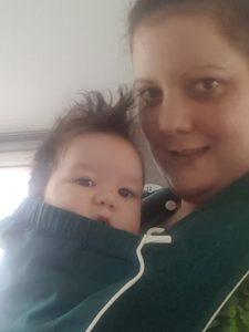 Rafela met Denn moederinstinct