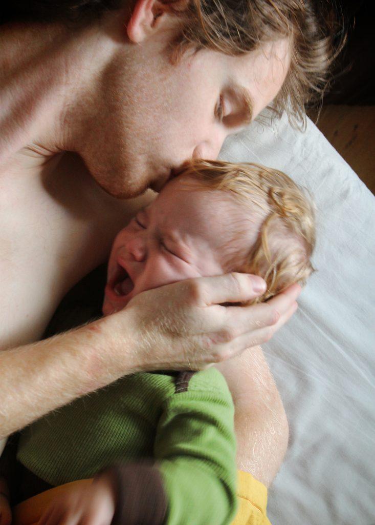 huilbaby reflux allergie baby