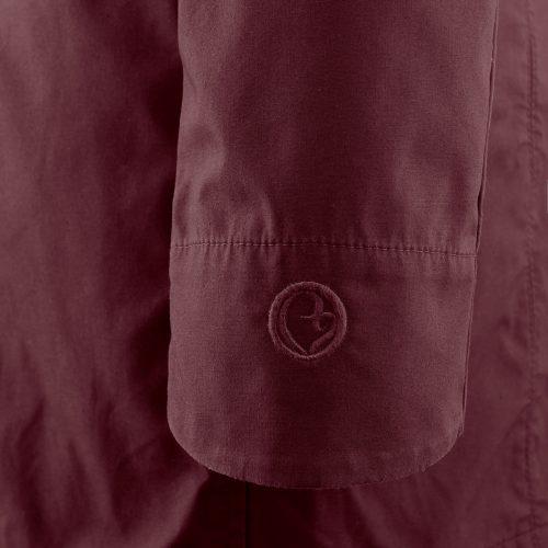 mamalila framboos berry short coat mouw