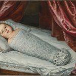 Sustermans portret van Cosimo de Medici als baby