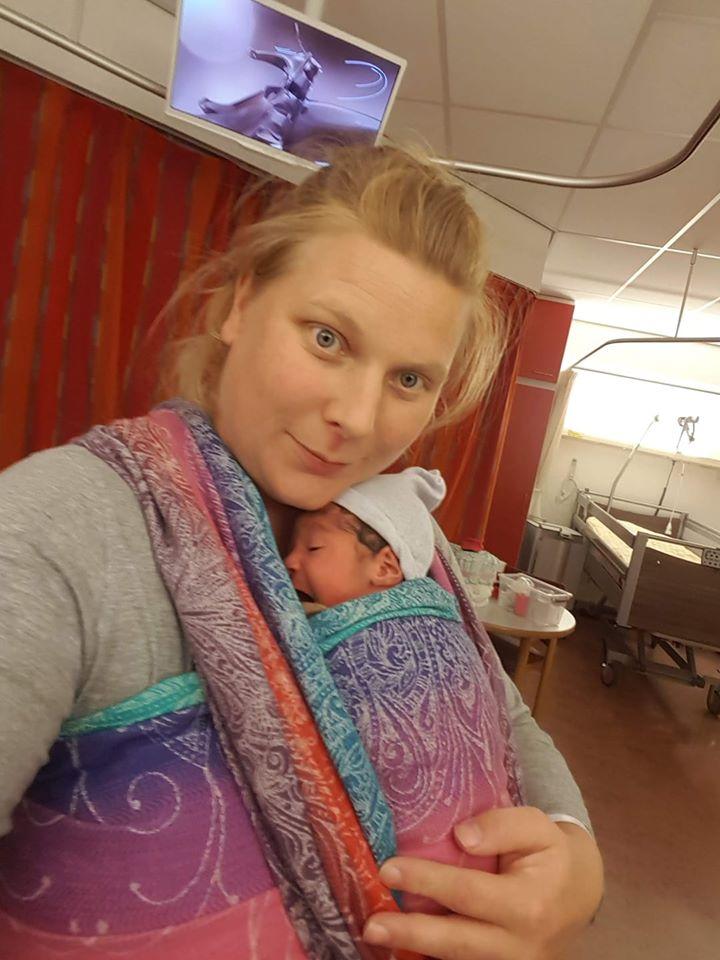 newborn welke draagzak dragen draagdoek welke
